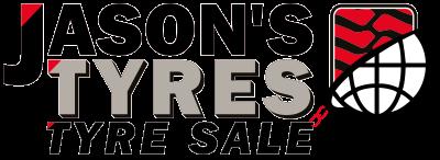 Jason's Tyres Tyre Sale